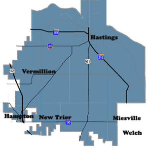 United way of hastings service area