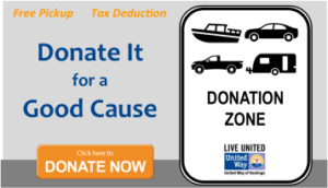 UWH Donation Zone